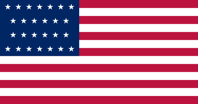 26 Star US Flag