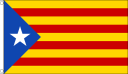 Catalan Independence Flag