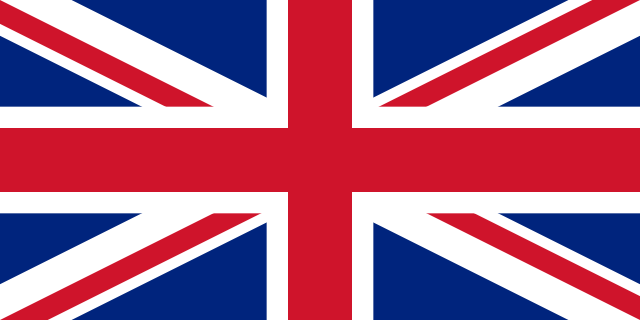 Union Flag - Sewn Cotton