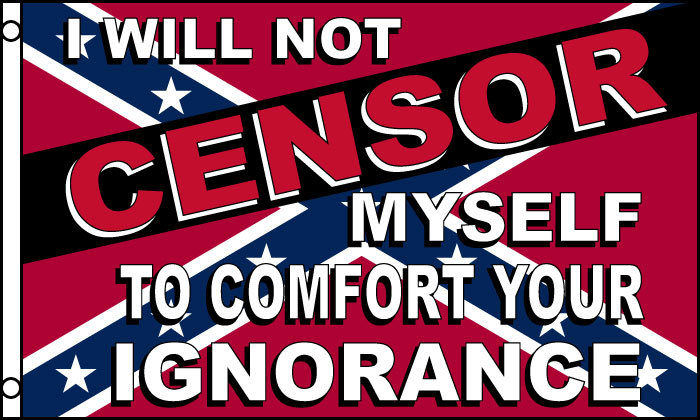 Confederate - Anti-Censorship