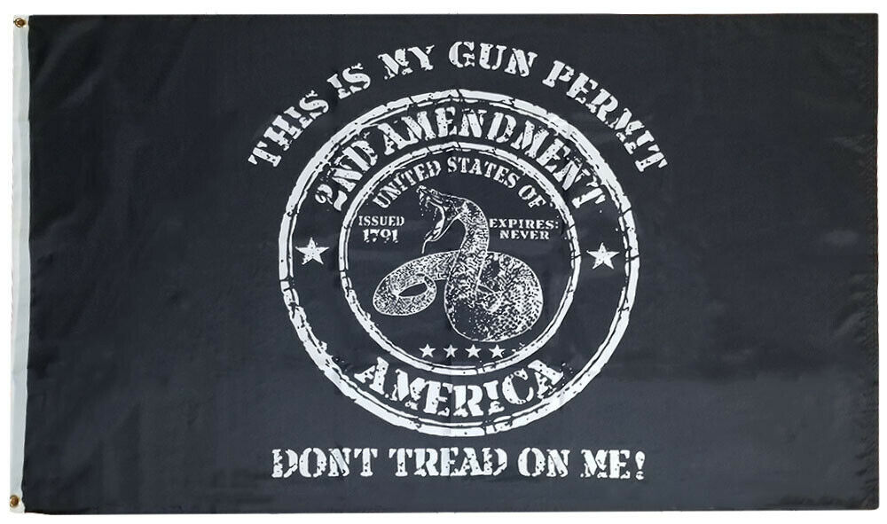 This is my gun permit