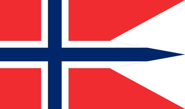 Norwegian War flag