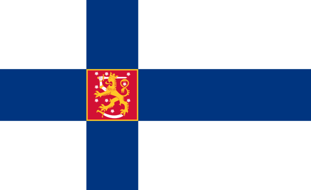 Finnish State Flag