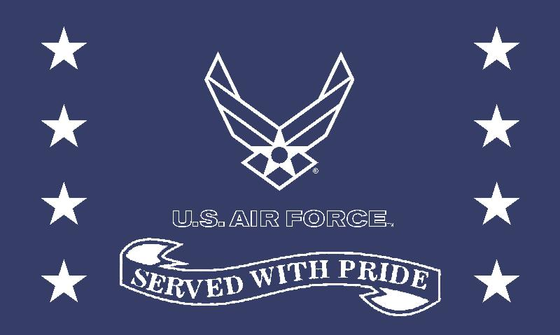 US Air Force - Served With Pride