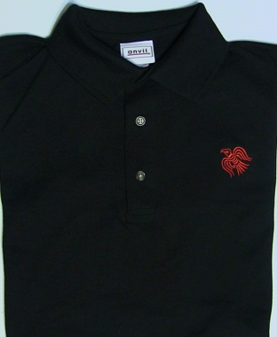 Raven Branded Polo