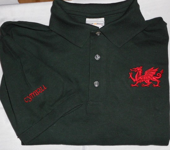 Welsh Polo Shirt
