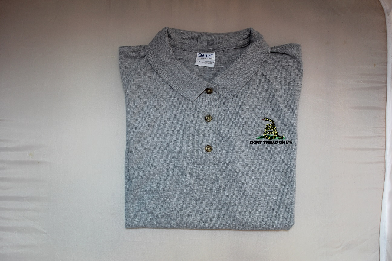 Gadsden Polo Shirt - Womens
