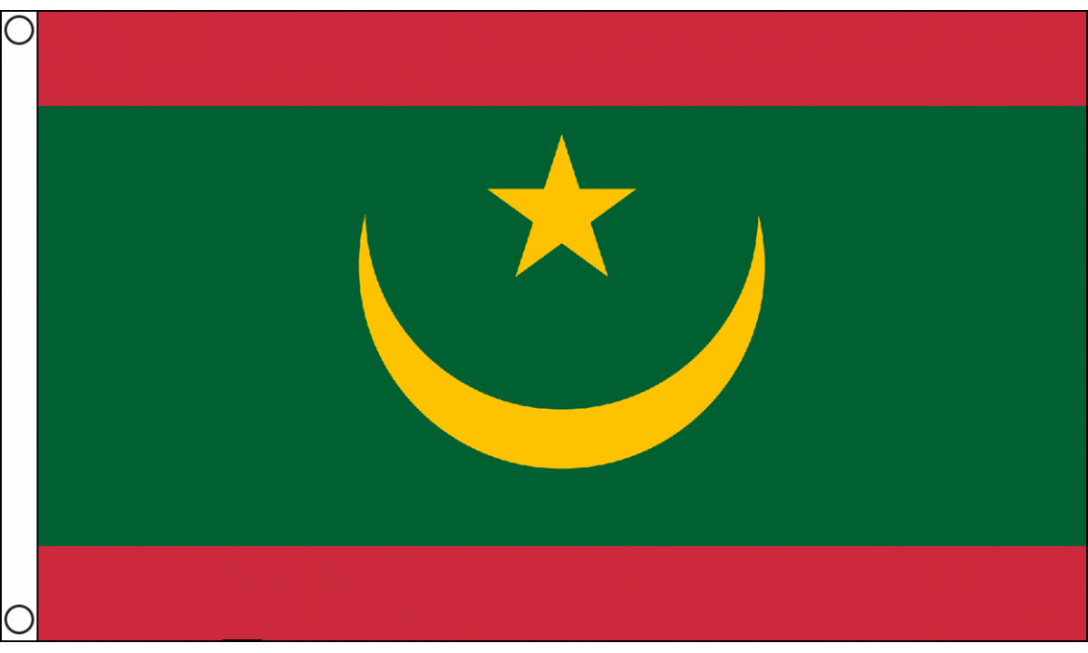 Mauritania - New